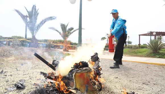 El municipio afirma que el objetivo es proteger el ornato y la salud pública de las personas en el distrito. (Foto: Difusión)