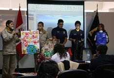 La Punta y la Escuela de Marina Mercante se unen por el medio ambiente