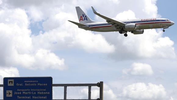 Las aerolíneas American, Frontier y Delta Airlines fueron multadas.