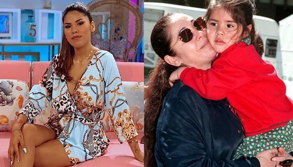 Chabelita Pantoja junto a su madre, Isabel Pantoja. (Foto: Difusión)
