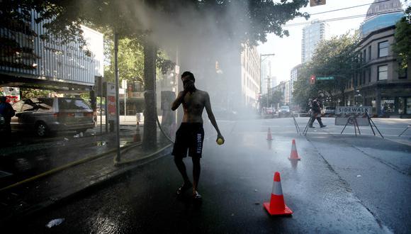 Canadá registró la temperatura más alta de su historia: 49,5 °C | Vancouver | Lytton | | MUNDO | EL COMERCIO PERÚ