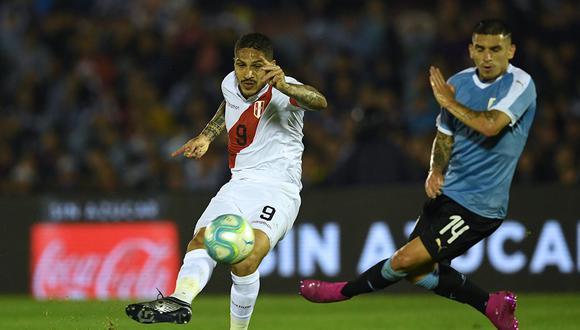 Perú no pudo regresar a Lima con el triunfo ante Uruguay. Ahora, recibirá a los 'charrúas' el próximo martes 15 de octubre. | Foto: AFP