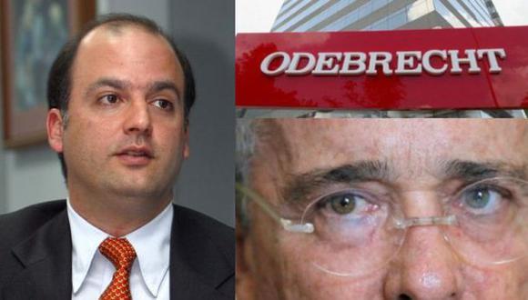 Ex viceministro de Uribe acepta cargos por caso Odebrecht