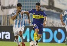 Boca Juniors vs. Atlético Tucumán: resumen del partido por la Liga Profesional de Argentina