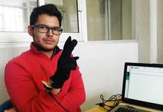 Desarrollan guante que traduce el lenguaje de señas en texto