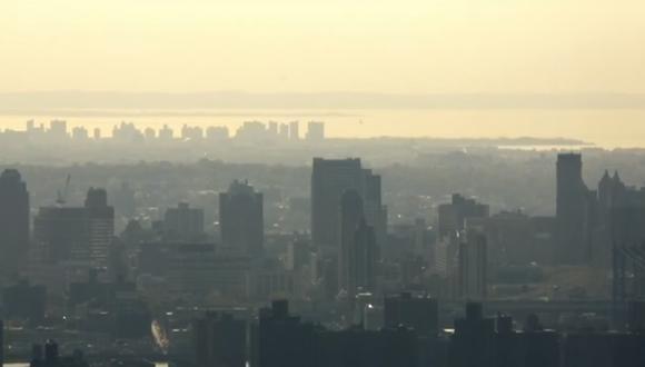 El equipo investigador también consultó las mediciones de la calidad de aire de la Agencia de Protección Medioambiental de EE.UU. y el registro nacional de contaminación de Dinamarca. (Foto: Captura de pantalla)
