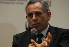 Bancada de Fuerza Popular pide explicaciones a Pedro Francke por jurar un día después