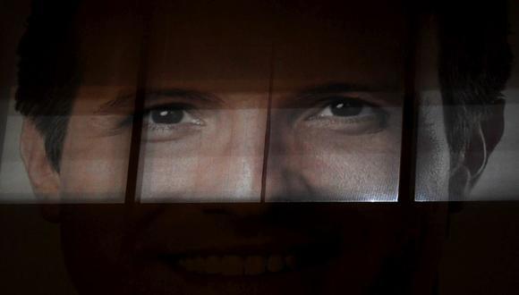 Elecciones en España: El debut de Pablo Casado se produjo junto al desplome del Partido Popular. (AFP)