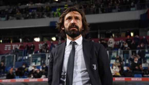 Juventus despidió a Andrea Pirlo. (Foto: AP)