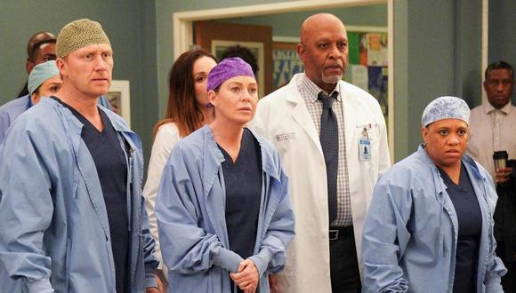 """""""Grey's Anatomy"""" está protagonizada por Ellen Pompeo y creada por Shonda Rhimes (Foto: ABC)"""