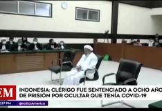 Indonesia: condenan a cuatro años de prisión a clérigo por ocultar resultados de COVID-19