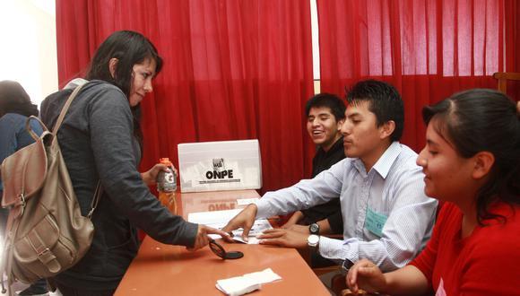 El 50,4% del electorado peruano lo conforman mujeres. (Foto: USI)