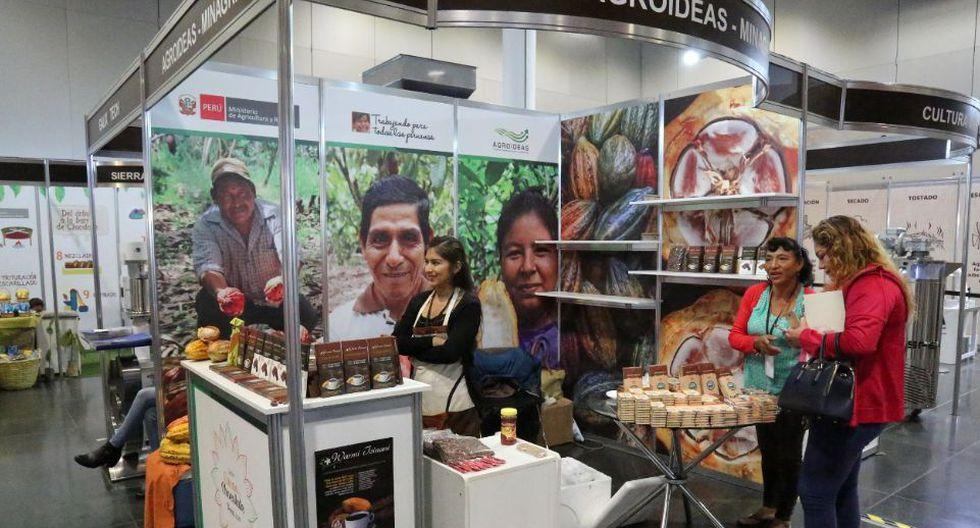 El Perú es considerado uno de los principales productores y proveedores de cacao fino y el segundo productor de cacao orgánico a nivel mundial. (Foto: Minagri)