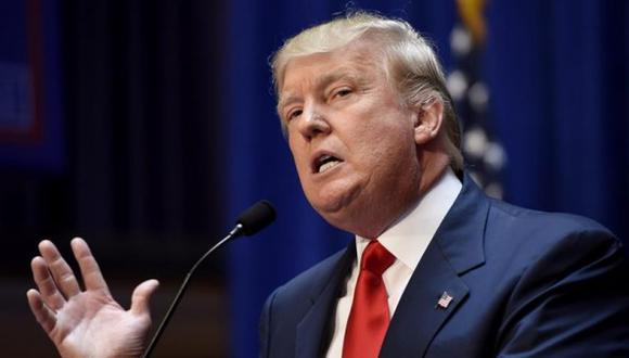 """El mandatario de Estados Unidos, Donald Trump, señaló la investigación como una """"caza de brujas"""". (Foto: EFE)"""