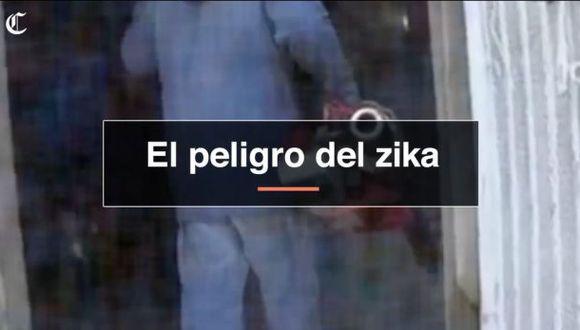 Sepa como prevenir el virus del zika [VIDEO]