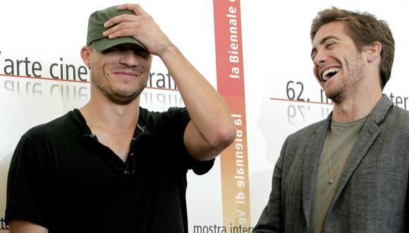 El chiste homófobo que Heath Ledger no quiso hacer en los Oscar. (Foto: AFP)
