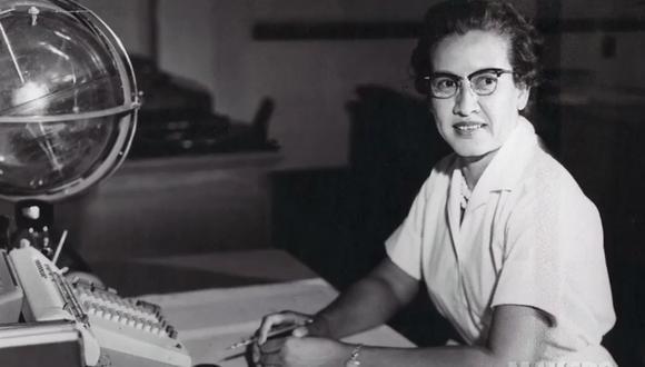 A pesar de su talento en la ciencia y matemáticas, las cosas para la científica Katherine Johnson no fueron sencillas. Ella, tuvo que enfrentarse a los techos de cristal por ser  mujer, además de las brechas raciales y sociales que opacaban fuertemente la mentalidad de esos años. (Foto: AFP)