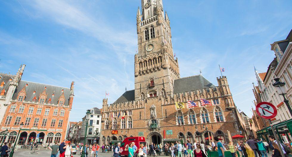 Brujas: vive una experiencia medieval en Bélgica - 4