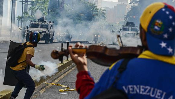 Desde febrero del 2018 el país caribeño se encuentra bajo examen preliminar por supuestos abusos de sus fuerzas de seguridad, tanto en las manifestaciones ocurridas desde abril de 2017 como en algunas cárceles donde se habría maltratado a opositores. (Foto: Federico Parra / AFP / Archivo)