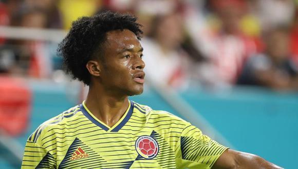 Colombia visitará a la selección peruana el próximo 3 de junio.