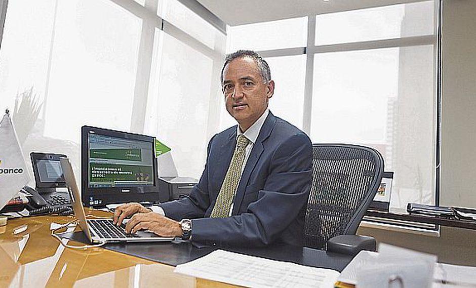"""Mibanco: """"El microempresario peruano es incombustible"""""""