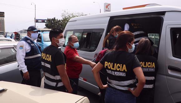 Se realizaron 223 intervenciones policiales en todo el Perú. (Foto: GEC/referencial)