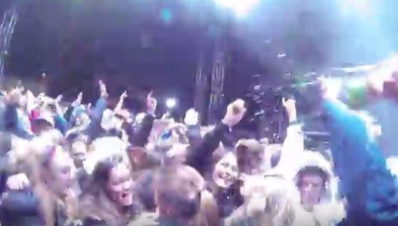 Russ, la descontrolada fiesta adolescente que dura casi un mes en Noruega. (Foto: Captura)