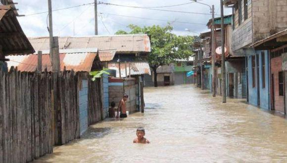 Alertan sobre fuertes lluvias en la selva hasta el domingo