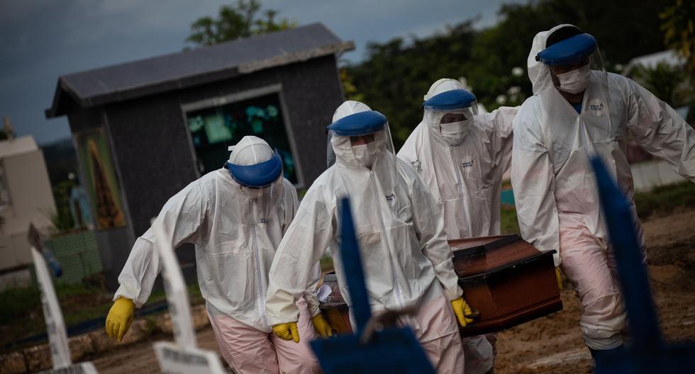Coronavirus en Brasil | Últimas noticias | Último minuto: reporte de infectados y muertos por COVID-19 hoy, lunes 20 septiembre del 2021. (Foto: EFE/Raphael Alves).