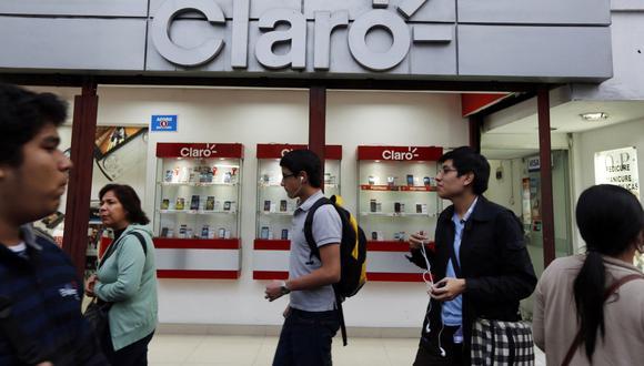 La activación de líneas sin verificación de datos se dio en puntos de venta y distribuidores autorizados, según Osiptel.(Foto: Reuters)