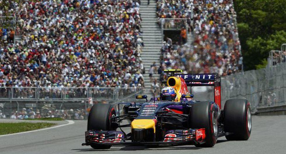 Fórmula 1: Ricciardo le puso fin a la racha de Mercedes