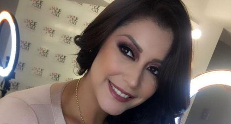 Karla Tarazona fue la invitada de El valor de la verdad. (Foto: Instagram Karla Tarazona)