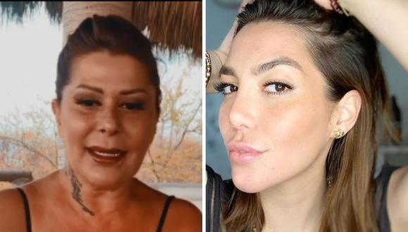 Frida Sofía reveló que se reconcilió Alejandra Guzmán y dedicó emotivo mensaje. (@laguzmanmx / @ifridag).