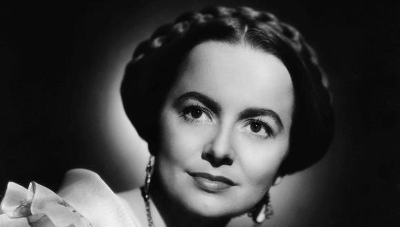 """La actriz Olivia de Havilland en una escena de la película """"La heredera"""" (1949). La actriz, la última integrante viva del elenco de """"Lo que el viento se llevó"""",  falleció este 26 de julio a la edad de 104 años. (Foto: REUTERS/AMPAS)"""