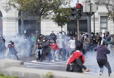 Congresista Carolina Lizárraga afirma que al menos 16 personas han sido intervenidas y llevadas a comisarías durante protestas
