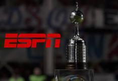 ESPN EN VIVO, sigue en DIRECTO los partidos de la Copa Libertadores