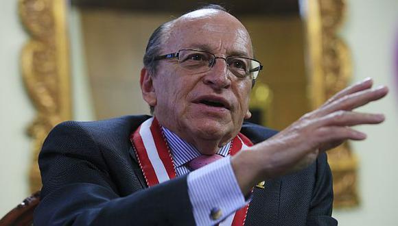 Fiscal de la Nación archivó dos denuncias contra César Álvarez
