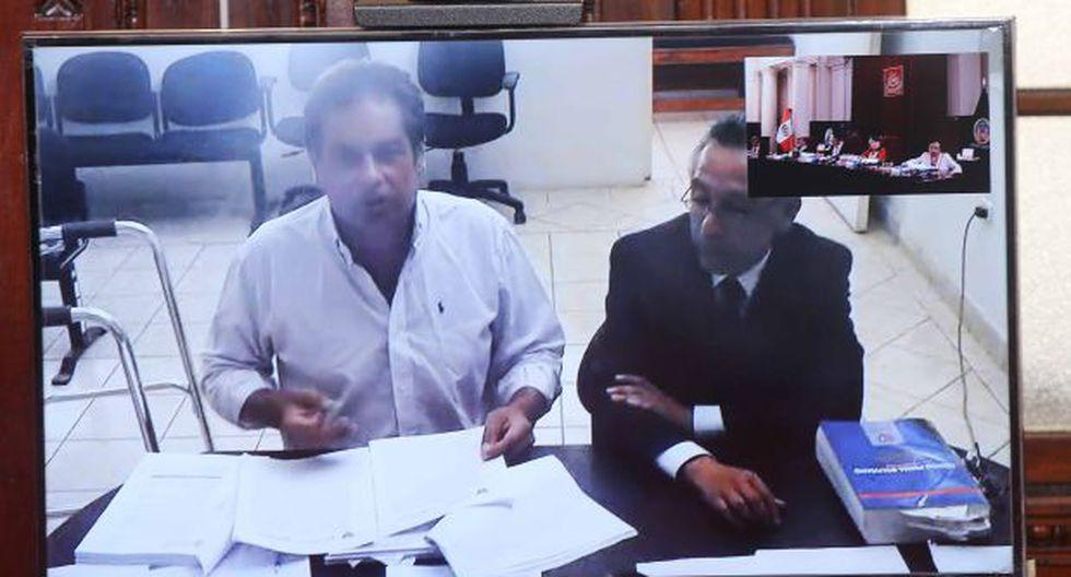"""Martín Belaunde Lossio: """"Yo nunca he cometido un delito"""" - 2"""