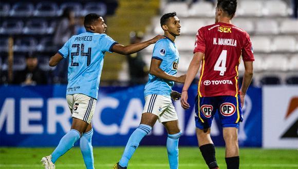Sporting Cristal dejó un recuerdo en el vestuario de Alianza Lima. (Foto: AFP)
