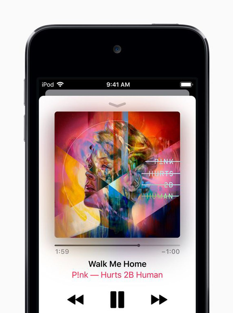 iPod touch. (Foto: Apple)