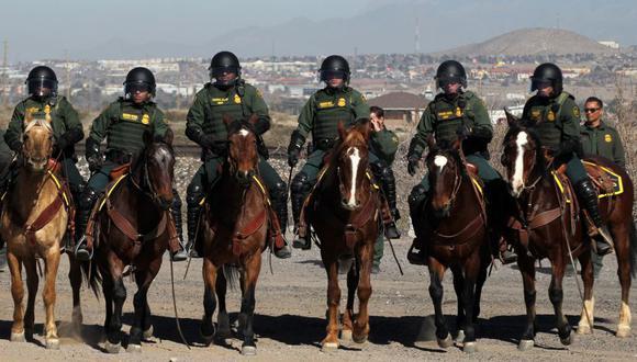 Estados Unidos | El Pentágono desplegará 3.750 tropas estadounidenses en la frontera con México. (AFP)