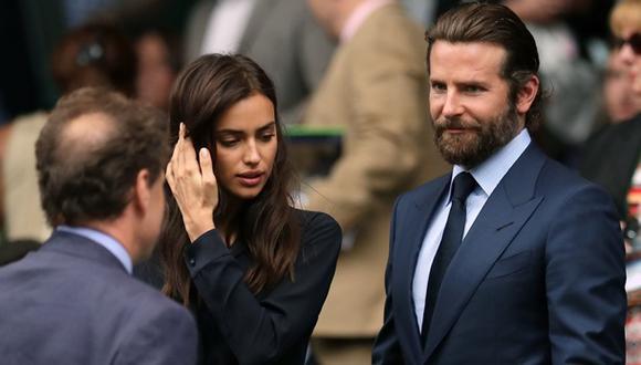Irina Shayk y Bradley Cooper ya son papás