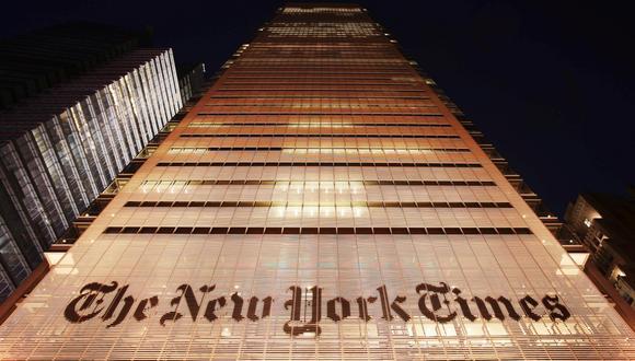 El proyecto del New York Times en su versión en español se lanzó en el 2016 y produjo al menos 10 artículos de alta calidad al día, según sus dueños. (Foto: AP).