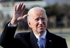 "Joe Biden afirma que Trump le dejó una carta ""muy generosa"""