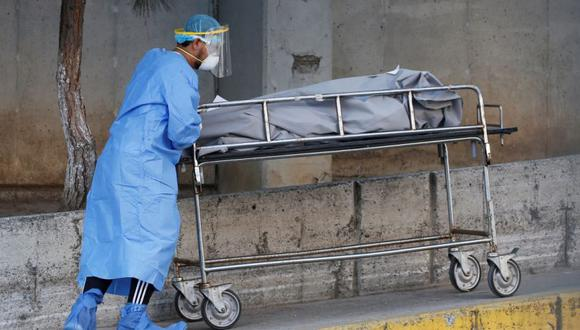 Coronavirus en México | Últimas noticias | Último minuto: reporte de infectados y muertos hoy, jueves 25 de febrero del 2021 | Covid-19 | (Foto: EFE/ Francisco Guasco).