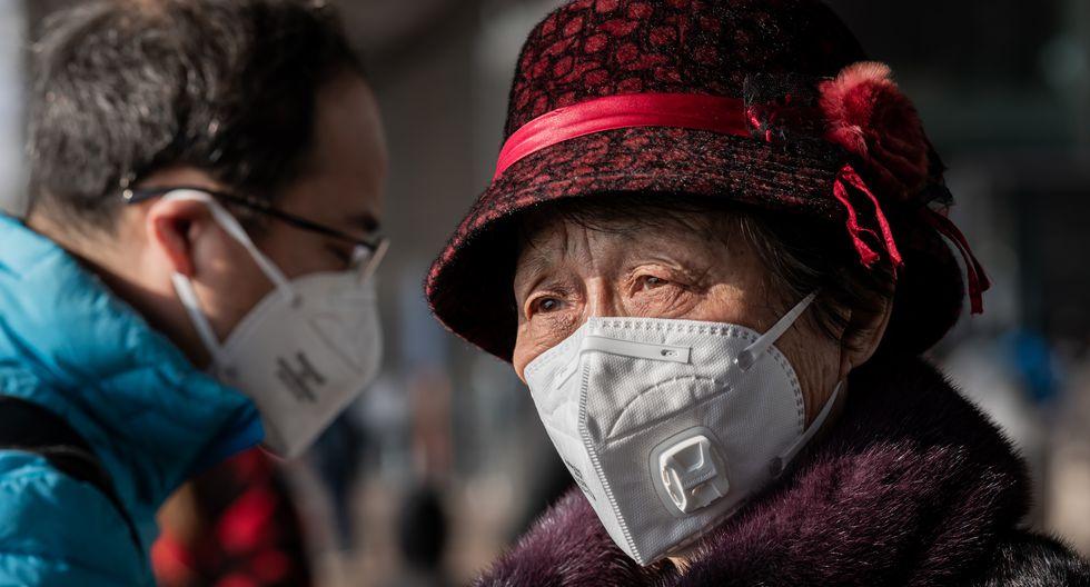 Coranovirus en China. (Foto: NICOLAS ASFOURI / AFP)