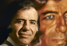 Carlos Menem, el excéntrico presidente argentino que llegó al poder como caudillo populista y gobernó como capitalista