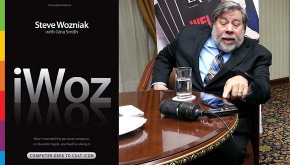 """iWoz"": publican en español biografía de Steve Wozniak, cofundador de Apple"