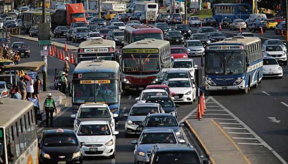 La especialista Mariana Alegre hace un diagnóstico sobre el problema que representa para los ciudadanos el caos vehicular. (Alonso Chero/El Comercio)