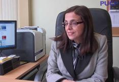 Entrevista a Rocío Villanueva: ¿Es machista la aplicación del derecho? La primera decana de Derecho PUCP responde